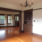 2106 SE Yamhill St- Dining Room and Living Room