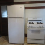 2106 SE Yamhill St- Kitchen and Backdoor