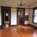 2106 SE Yamhill St- Dining Room, Butler Pantry, and Hallway
