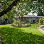 3717 SE 42nd Ave- Courtyard