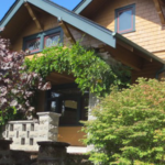 Craftsman Styled House in Hopping Hawthorne with Gorgeous Built-ins and Wood Trim Moulding